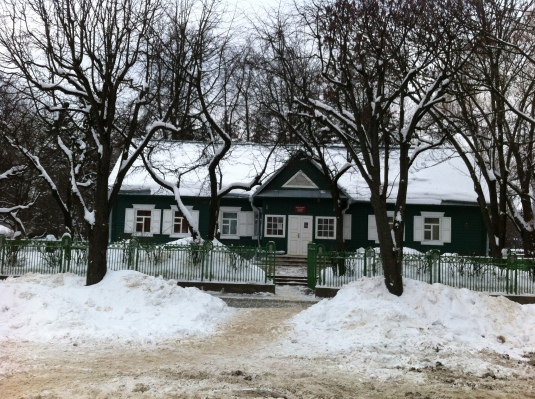 "The house where communism was ""born."""