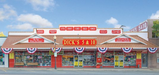 Dick's Old Time Five and Dime